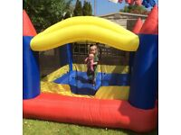 Bouncy castle,in very good condition