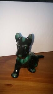 Blue Mountain Pottery Scottie Dog