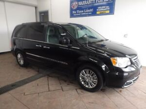 2016 Chrysler Town & Country TOURING-L STOW N GO LEATHER SUNROOF