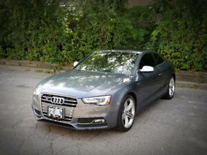 2013 Audi S5 maintained by Audi $36,000 OBO!