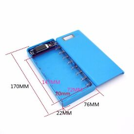 17000mah Lithium-Ion Batteries USB LED Power Bank Charger FOR Mobile Phone & Tablets
