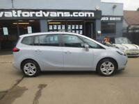 2013 Vauxhall Zafira Tourer Exclusiv 2.0CDTi 7Seats *Great Spec* Diesel grey Man