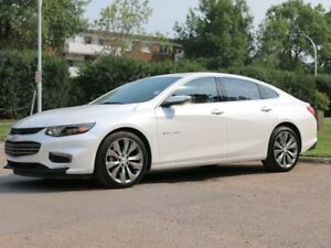 2016 Chevrolet Malibu Premier EVERY OPTION FINANCE AVAILABLE