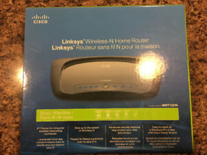 Linksys N-Router