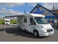 2008 CHAUSSON WELCOME 85 FIAT DUCATO CHAUSSON WELCOME 85 2.3 DIESEL MANUAL 4 BER