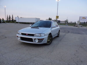 1998 Subaru WRX Wagon