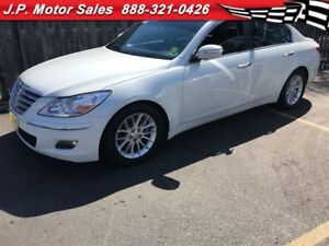 2011 Hyundai Genesis 3.8, Leather, Power Sunroof