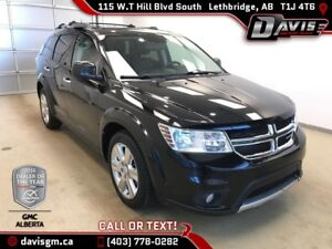 Used 2012 Dodge Journey R/T-AWD, Sunroof, Leather