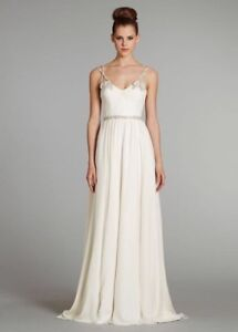 Hayley Paige Wedding Dress Size 10