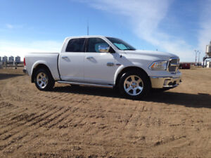 2015 Dodge Power Ram 1500 Longhorn Pickup Truck