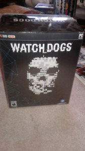 Edition collector Watch Dogs