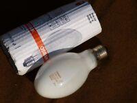 Osram Vialox NAV-E (SON-E) 70W High Pressure Sodium Lamps - lot of 2