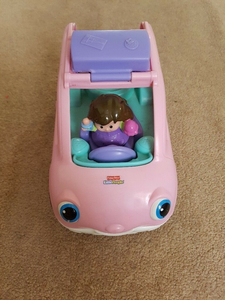 little people musical carin Bradford, West YorkshireGumtree - for sale little people musical car very good condition . pick up only