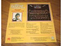 Bryn Yemm & Treorchy Male Voice Choir Signed LP