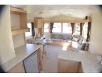 Beautiful Static Caravan st Southerness nr Dumfries , Ayr , Wemyss Bay , Saltcoats , Coylton