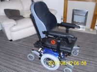 Sunrise Quickie Jive - M. Powered Wheelchair (2014). Reclines and Tilts. Open to Offers.