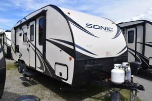 2018 Sonic - Travel Trailers Lightweight 220VBH