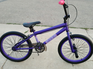 "Girls 20"" BMX Bike"