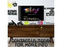 IPTV FOR ALL DEVICES- 2300+ CHANNELS + BOX OFFICE & VOD MOVIE'S & 3PMS £50 A YEAR TOP QAULITY 😁