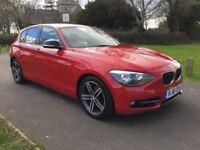 BMW 120 d sport, 6 months warranty, 2012