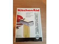 Kitchen Aid pasta sheet roller amd cutter set