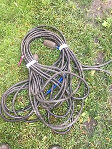 80 foot number 10 3 conductor extension cord