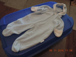NEW Boy's 0-6months Velour Outerwear & Bunting Bag