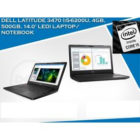 Dell Latitude Intel Core i5-6th Generation Laptop - Brand New in Box