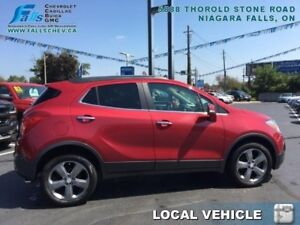 2014 Buick Encore Leather  SUNROOF,LEATHER,AWD,REARCAM,HEATED ST