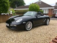 Porsche Boxter S 3.2 987 facelift outstanding condition