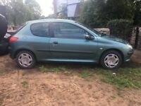 Great little Peugeot 206 1.1 2001