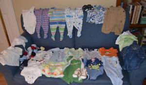 Baby Boy infant outfits,0 - 3 months