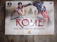 ROME---Rise and Fall of an Empire 6 DVD BOX SET