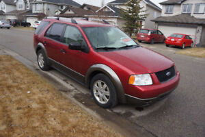 2006 Ford FreeStyle, Crossover