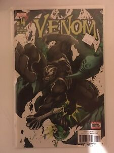Venom #4 comic marvel english