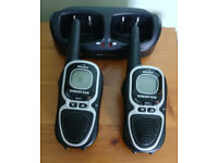 Binatone Terrain 550 Walkie Talkies / Two Way Radios - 1 pair