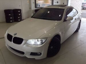 2011 BMW 3 Series 335i xDrive*MANUEL**COUPÉ**M PACK**