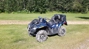 2012 can am outlander max 800 limited