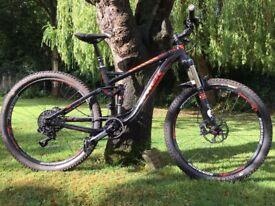 "Trek Fuel EX9 17.5"" 2015 in good condition"