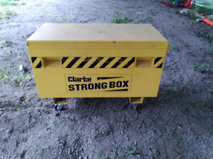 Clark heavy duty job box