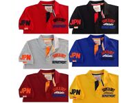 SUPERDRY { Current Style } Men's Polo T - Shirt WHOLESALE ONLY