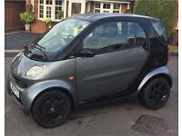 Smart car fourtwo 0.6 litre 12 months MOT
