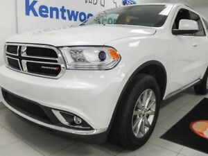 2017 Dodge Durango SXT AWD with a sunroof, third row seating wit