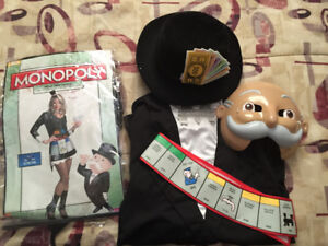 Monopoly His & Her costumes