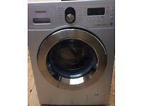 SAMSUNG Washing Machine - silver