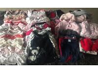 6-9 baby girl bundle