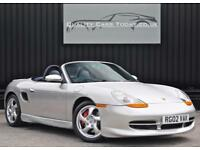 Porsche Boxster 3.2 S Tiptronic S * Aerokit + Heated Seats + High Spec *
