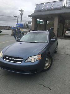 Subaru Legacy NEW MVI