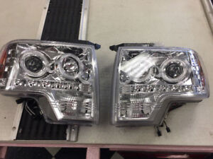 Recon Clear Headlights 2009-2014 F150