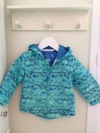 Mint condition baby anorak 6-9 months